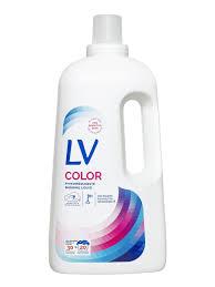 Концентрированное жидкое <b>средство для стирки</b>, 1500мл <b>LV</b> ...