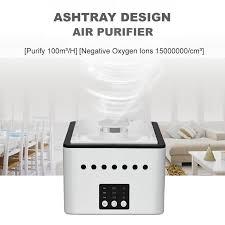 <b>GIAHOL</b> 8000mAH Battery Operated Ceramic Negative ion Ashtray ...