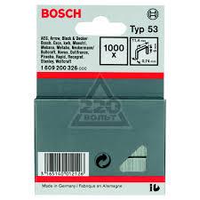 <b>Скобы для степлера Bosch</b>, купить в Москве, СПб и РФ - цены в ...