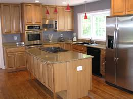 Kitchen Wall Covering Kitchen Wall Colors With Brown Cabinets Small Storage