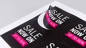 Stickers | <b>Round</b> or <b>Circular</b> | <b>Digital Printing</b>