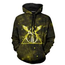 2019 The <b>Wizardry 3D Printed Hoodie</b> With Pocket Ravenclaw ...