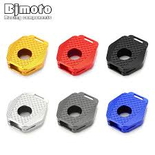 <b>Motorcycle Parts CNC Aluminum</b> Motorcycle Key Cover shell case ...
