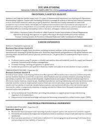 resume logistics analyst resume logistics resume supply chain resume s logistics lewesmr sample resume logistics analyst