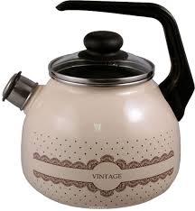"""<b>Чайник Appetite</b> """"Vintage"""", со свистком, <b>3 л</b> — купить в интернет ..."""