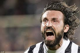 Image result for football players transparent PIRLO