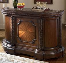 furniture t north shore: millennium north shore bar with marble top item number d