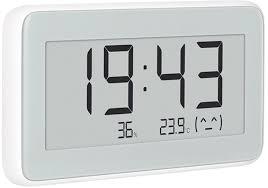 <b>Часы</b>-измеритель <b>температуры</b> и влажности <b>Mijia Temperature</b> ...