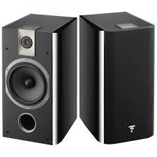 Купить <b>Полочные</b> колонки <b>Focal</b> Chorus 706 Black Style в ...