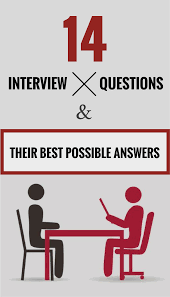 interview questions and their best possible answers org 14 interview questions and their best possible answers