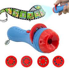 Youandmes <b>Cartoon</b> Children <b>Sleeping Story</b> Projector Flashlight ...
