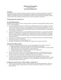 sample resume microsoft office skills cipanewsletter office skills for resume resume format pdf