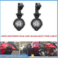 Одна пара светодиодный двигатель мотоцикл туман ...