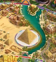 Cairo, Egypt (Wheel of Fortune), FOX3D ENTERTAINMENT on ...