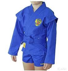 Детская <b>куртка</b> для занятий <b>самбо</b> Крепыш Я – купить в Томске ...
