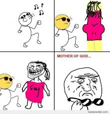 Best Of The 'Mother of God' Meme! | SMOSH via Relatably.com