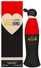 <b>Moschino Cheap and</b> Chic Eau de Toilette for Her - 100 ml: Amazon ...
