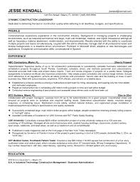 resume construction superintendent resume sample construction superintendent resume sample templates full size