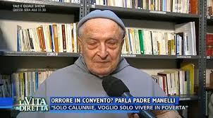 Risultati immagini per padre Manelli