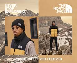 The North Face: <b>Never Stop Exploring</b> by Sid Lee & United ...