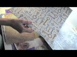 Что такое скрап <b>бумага</b>? - YouTube
