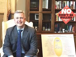 dan gallagher former sec commissioner joins patomak global daniel gallagher dont be bullied 2