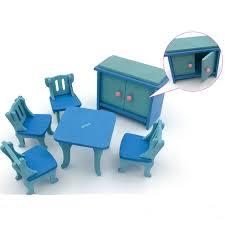 3D Мини Миниатюрный Кукольный домик <b>маленькие куклы</b> ...