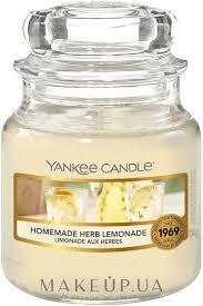 Yankee Candle <b>Homemade</b> Herb Lemonade - <b>Ароматическая</b> ...