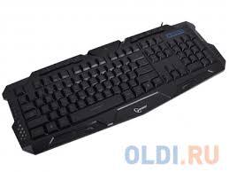 <b>Клавиатура Gembird KB-G11L</b> — купить по лучшей цене в ...