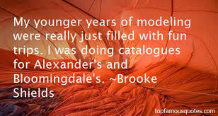 Brooke Shields quotes: top famous quotes and sayings from Brooke ... via Relatably.com