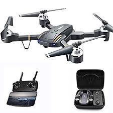 DishyKooker <b>GW58</b>/XT-1 <b>Folding</b> Selfie <b>Drone</b> with Camera HD ...
