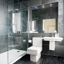 small modern gray bathroom ideas cool