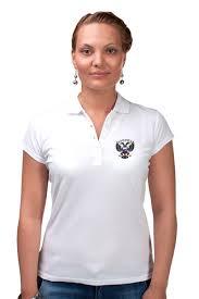 Рубашка Поло Россия #1471459 за 1 100 руб. в Москве - купить ...