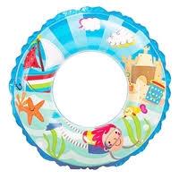 <b>Надувной круг Intex</b> Прозрачное кольцо 59242 — Надувные ...