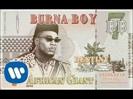 <b>Burna Boy</b> - <b>African</b> Giant [Official Audio] - YouTube