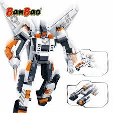 BanBao Transformer Robot Plane Tank <b>2 in 1</b> Building Blocks ...