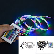 Led Strip Licht USB <b>2835SMD DC5V</b> Flexibele Led Lamp Tape Lint ...
