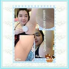 Image result for underarm cupcake cream