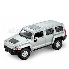 <b>Welly</b> Модель машины 1:32 <b>Hummer H3</b>