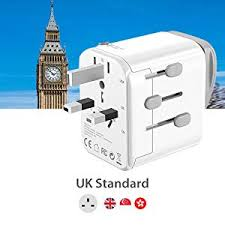 <b>Europe AUS 2500W</b> High Power Adapter Worldwide All in One with ...