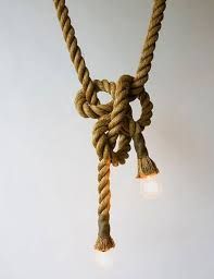 25 DIY Ways Of Using Rope For A <b>Vintage</b> Look | Rope decor, Rope ...