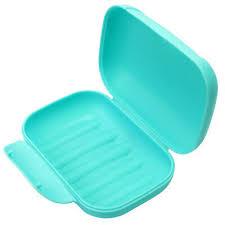 <b>New Bathroom Dish Plate</b> Case Home Shower Travel Hiking Holder ...