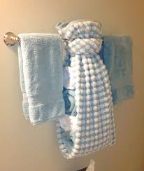 guest bathroom towels: hand towel display for guest bath more