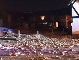 İngiltere'de gaz patlaması: 30 yaralı