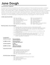 finance resume s professional financial planning analyst templates to showcase your myperfectresume com