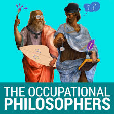 The Occupational Philosophers - A not-so-serious business podcast to spark Creativity, Imagination and Curiosity