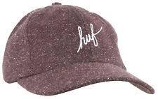 HUF Rosebud <b>Curved Brim Dad</b> Hat Strapback Cap Headwear Lid ...