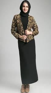 Model Batik Terbaru Modern Muslimah