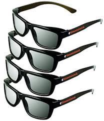 Buy ED 4 Pack CINEMA <b>3D GLASSES For LG</b> 3D TVs - Adult Sized ...