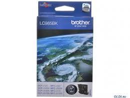 <b>Картридж</b> струйный <b>Brother LC985BK</b> черный для DCP-J315W ...